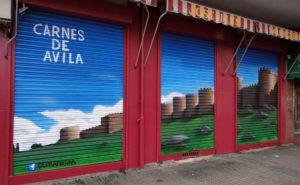 Graffity cierres metálicos