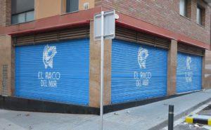 Diseño cierres de locales