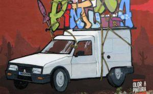 Decoración mural en Alcobendas