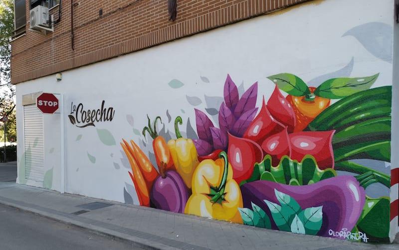 Graffity en Madrid Alcalá de Henares