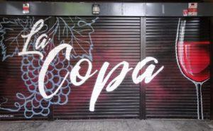 Cierre Bar Madrid