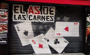 Decoración carniceria Madrid
